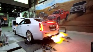 ATS-V Flame Thrower