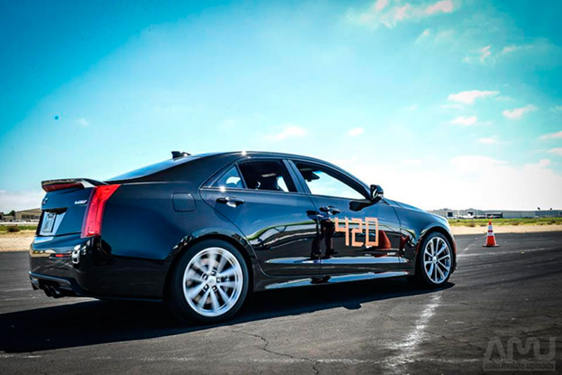 Cadillac ATS-V tuning and performance parts - Tapout Tuning on