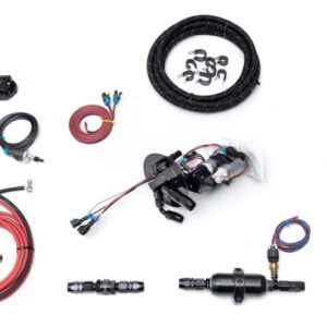 ATS-V high performance low pressure fuel system