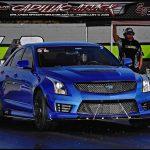 Florida ATS-V drag race