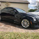 Black ATS-V Florida