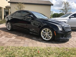 Black ATS-V Florida