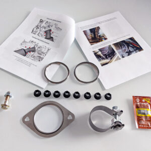 Tapout downpipe hardware kit