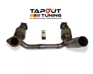 Tapout Tuning Downpipes