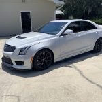 white ATS-V Florida