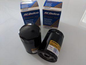ATS-V Upgraded Oil Filter