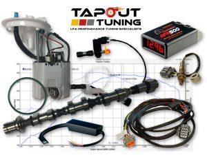 Tapout purple belt package