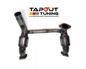 Tapout Downpipes