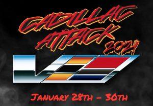 Cadillac Attack 2021