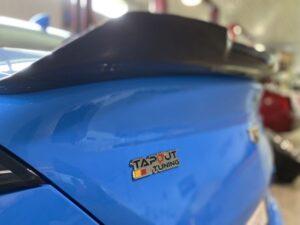 Electric Blue (2022 CT4-V Blackwing)