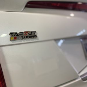 Tapout Tuning Badge