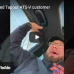 Satisfied Tapout Customer