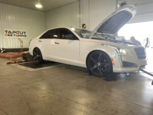 Tapout Tuned CTS V-Sport