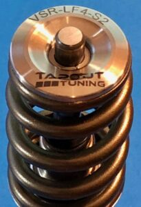 Tapout Stage 2 Valvespring and Retainer
