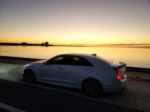 ATS-V Sunset